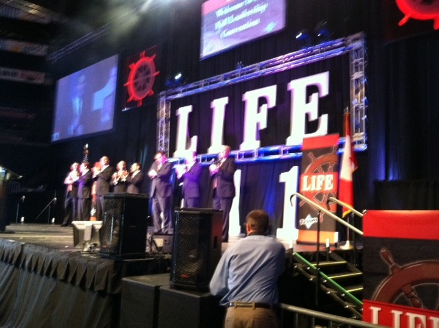 Orrin Woodward and the LIFE business Founders