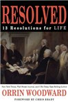 Resolved 13 Resolutions for LIFE book cover